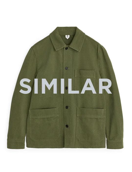 Arket-Green-Jacket-Similar